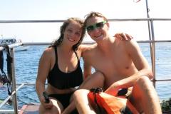 Jette Michael diving boat