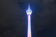 KL tower NYE