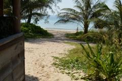 Sand path