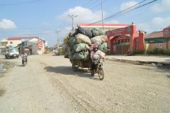 Tuktuk cargo