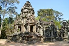 temple on plateau